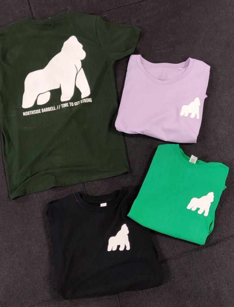 foto van de shirts